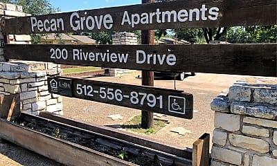 Pecan Grove Apartments, 1