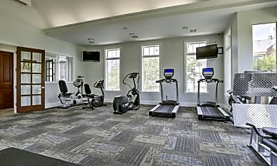 Fitness Weight Room, Kelly's Ridge Apartments, 2