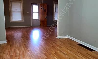 Living Room, 2930 Hartman St, 1