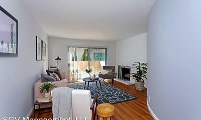Living Room, 433 W Duarte Rd, 1