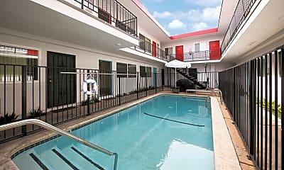 Pool, 1757 N Kingsley Drive, 0