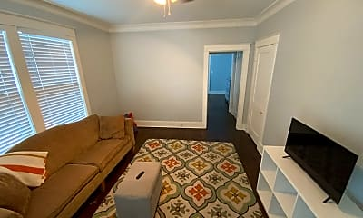 Living Room, 1762 Lawrence Ave, 1