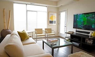 Living Room, Urban Park Apartments, 0
