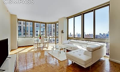 Living Room, 100 W 26th St 33-F, 0
