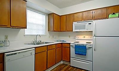 Kitchen, Brazos Park Apartments, 0