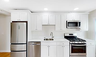 Kitchen, 12 Harris Street, Unit 3, 1