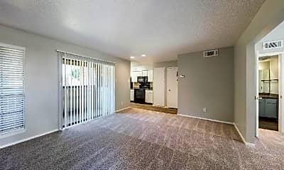 Living Room, 1401 El Camino Real, 2