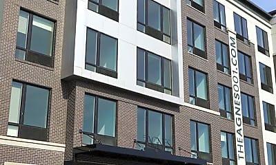 Building, 151-155 Clarke Ave 509, 0