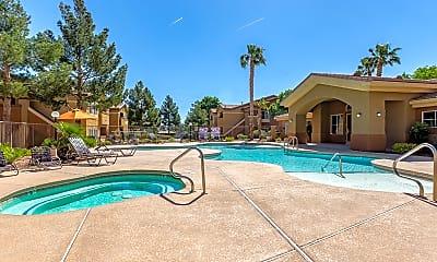 Pool, Remington Canyon, 1