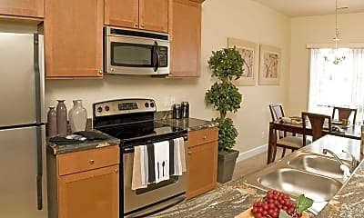 Kitchen, Long Pond Shores Townhouses & Apartments, 0
