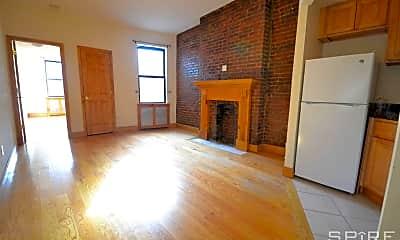 Bedroom, 346 W 47th St 4C, 0