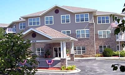 Marquette Manor Apartments, 0