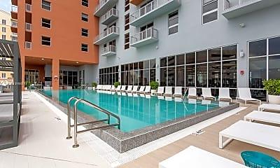 Pool, 8400 S Dixie Hwy A1C, 1