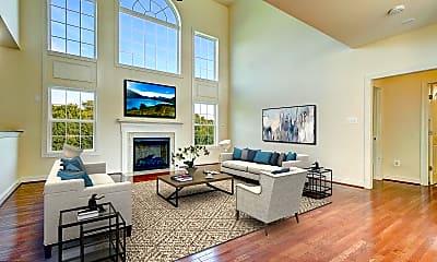 Living Room, 985 Falls Pointe Way, 0
