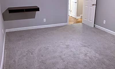 Living Room, 4727 Jarboe Street  Suite 51, 2
