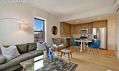 Living Room, 951 Madison St 5-E, 0