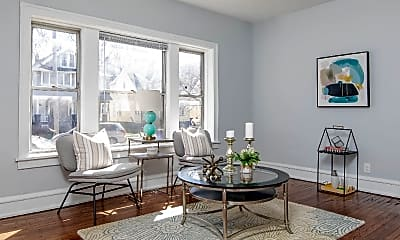 Living Room, 1288 W 83rd St, 1