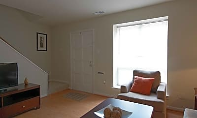 Living Room, Cloverleaf Lake, 1