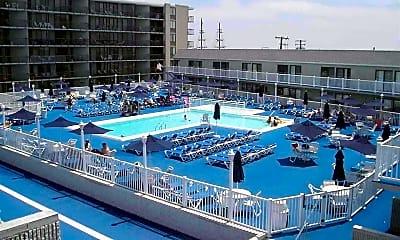 Pool, 935 Ocean Ave, 2