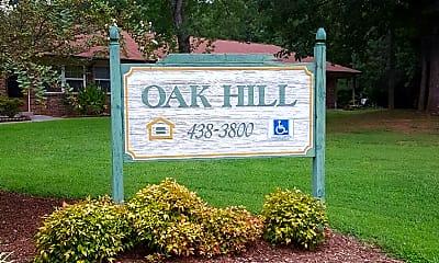 Oak Hill, 1