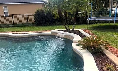 Pool, 3009 Juneberry Terrace, 1