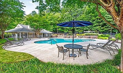 Pool, Colonial Village at Deerfield, 0