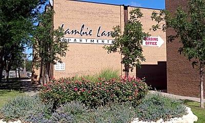 Landscaping, Lambie Lane, 1