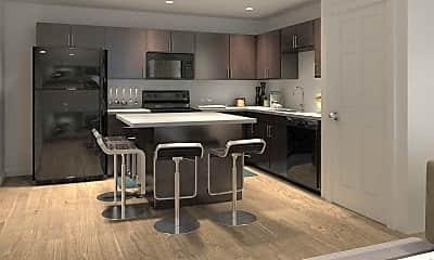 Kitchen, 600 Lofts, 0