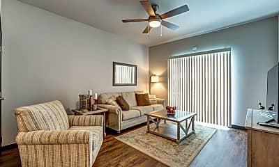 Living Room, Brick Towne At Kettlestone, 1