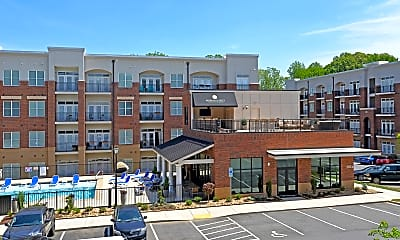 Morehead West Apartments, 1