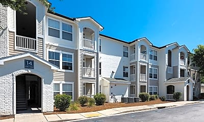 Building, Ingleside Apartments, 1