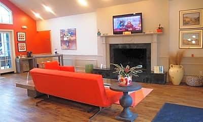 Living Room, Covington Place, 1