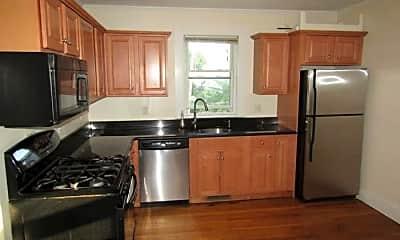 Kitchen, 167 Charles St, 1