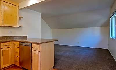 Kitchen, 1437 High St, 2
