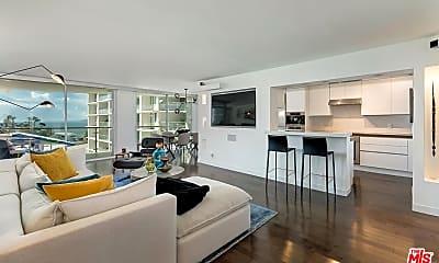 Living Room, 201 Ocean Ave 504B, 0