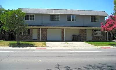 Building, 1413 Oak Ave, 0