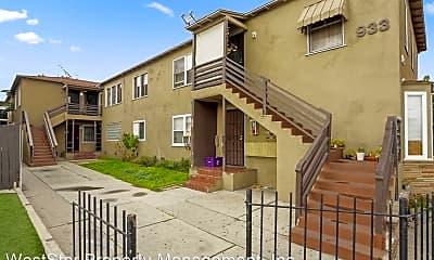 Building, 933 Alamitos Ave, 0
