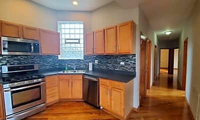Kitchen, 1418 N Paulina St, 1