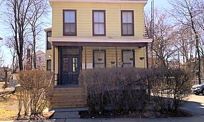 Building, 116 Franklin St, 0