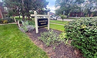 Community Signage, 1870 Northwest Blvd, 2