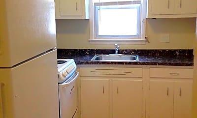 Kitchen, Spring Glen Apartments, 1