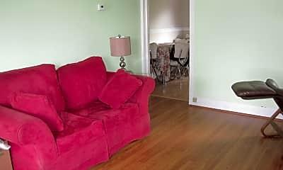 Living Room, 335 S Spring St, 1