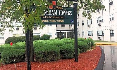 Nottingham Towers Apartments, 1