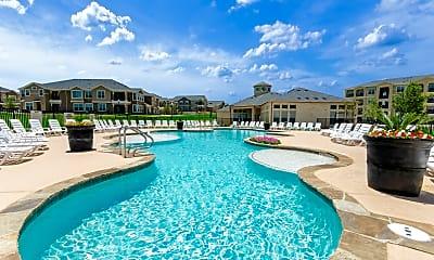 Pool, Estates At Briggs Ranch, 0