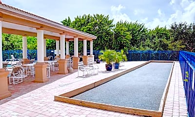Patio / Deck, 5300 S Atlantic Ave 13504, 2