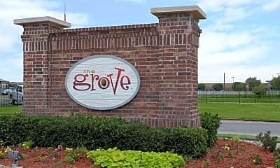 Community Signage, Grove, The, 2
