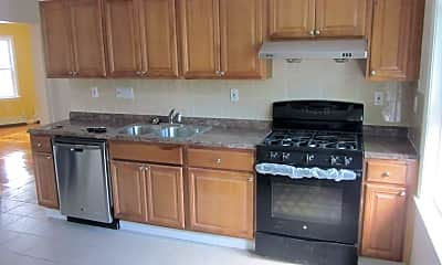 Kitchen, 50 Channing St, 1