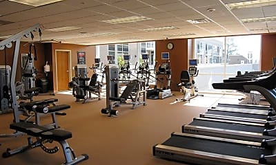 Fitness Weight Room, 2503 Environ Way 2503, 2