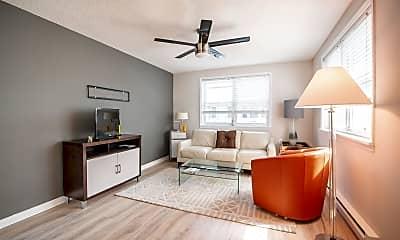 Living Room, 1600 Atlantic Ave, 1