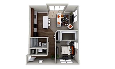 Building, 1122 Beech St, 2